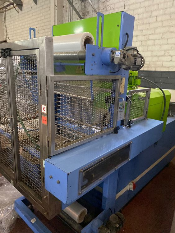 Belca SHRINK-WRAPPING MACHINE