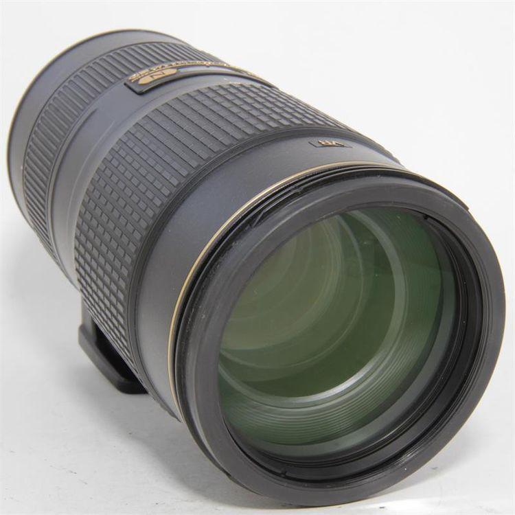 Nikon 80-400mm f4.5-5.6G ED VR Lens