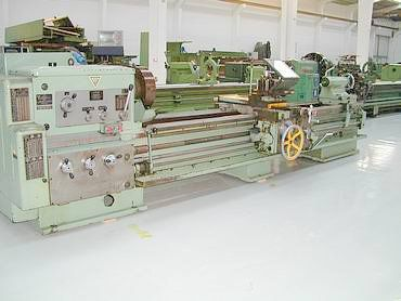 Stanko Engine Lathe Max. 1500 rpm 1M636 803 000