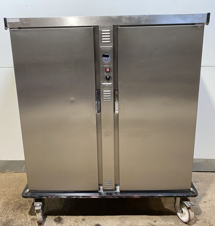 Schreiber Engineering 2 Door Heated Banquet Trolley