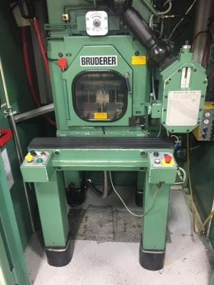Bruderer BSTA 180 press Max. 180 kN