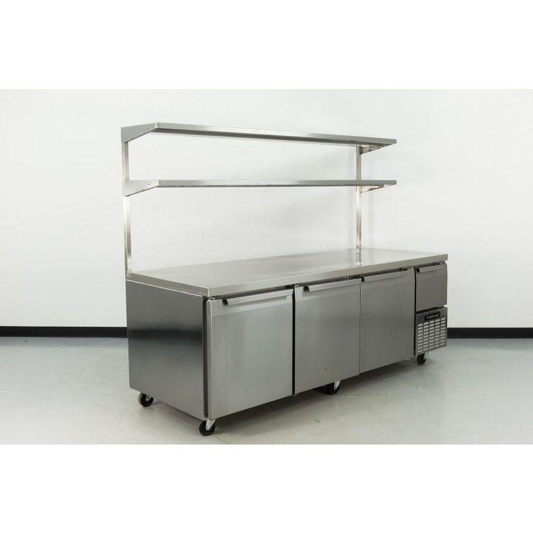 Continental CFA93 Worktop Freezer