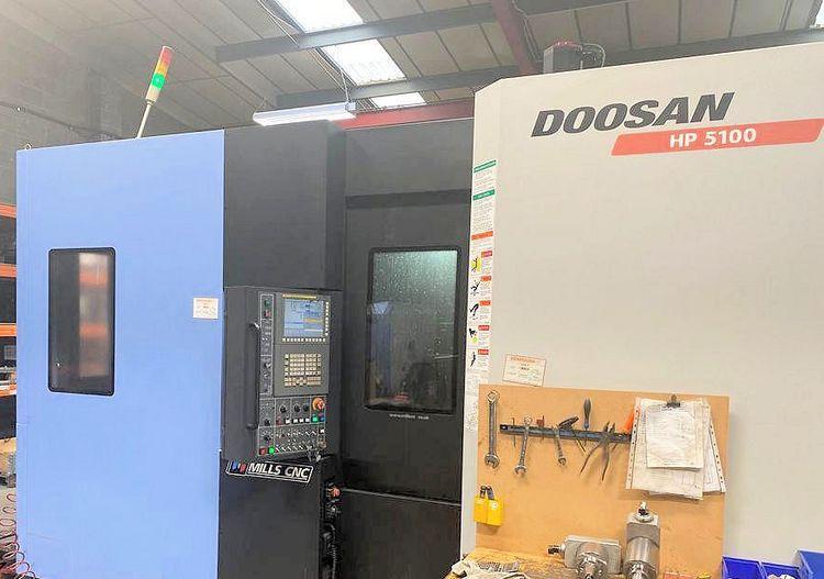 Doosan HP-5100 4 Axis
