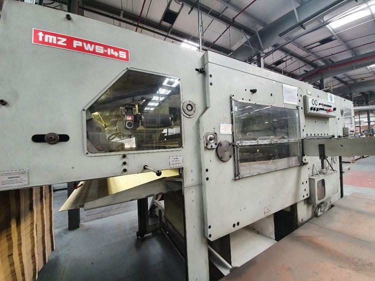 TMZ 145, Automatic Die Cutter
