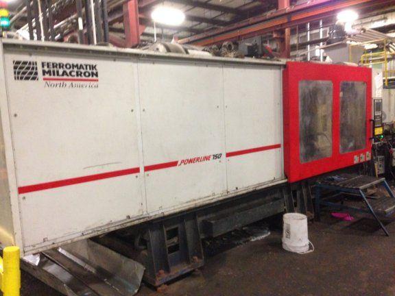 Cincinnati Powerline 750 750 Ton