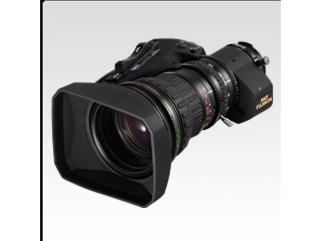 Fujinon ZA17x7.6 BERM lens