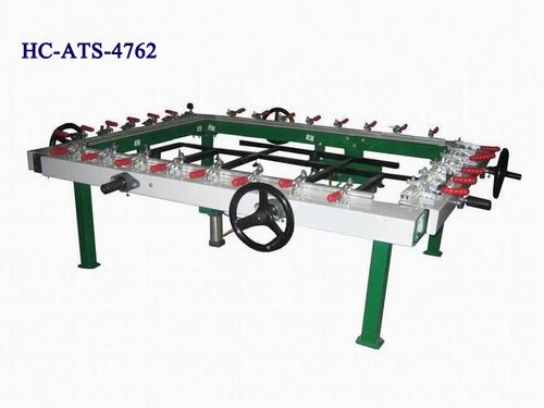 Others Screen stretcher, Tighten silk machine, Silk-Stretching Machine, Silk-Stretching equipment, printing machine, printing accessories HC-ATS-4762