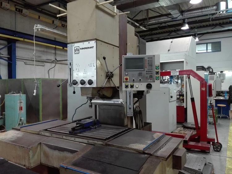 Mikromat Jig Boring machine BKoE 630x1000