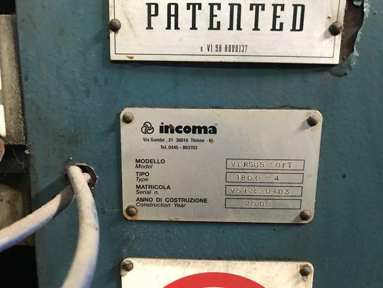 Incoma VERSUS SOFT Roller coater/ 1800-4