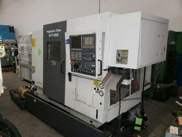 Nakamura Tome CNC Controller Variable WT-100 2 Axis