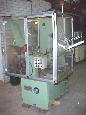 Vege F82 , Erecting machine