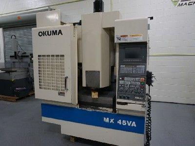 Okuma MX-45VA 3 Axis