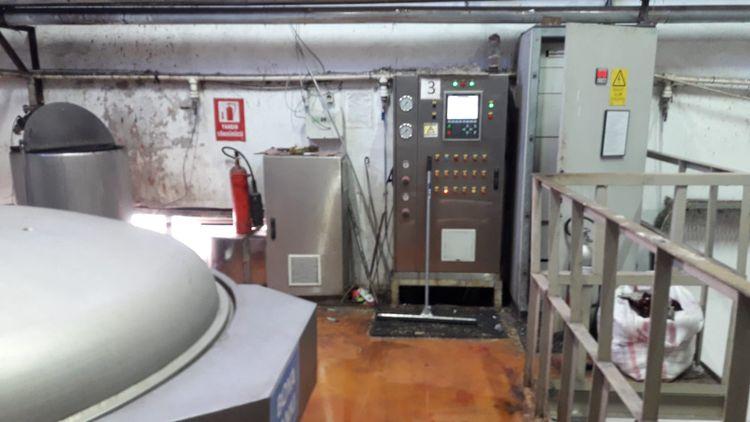 3  fiber dyeing machine