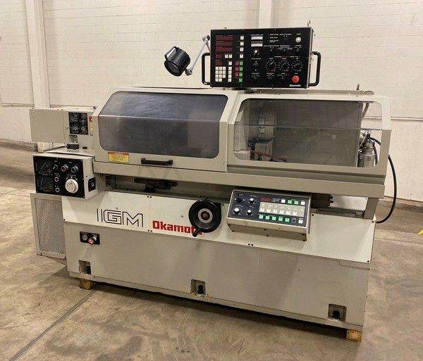 Okamoto IGM-2M Internal Grinding Machine (ID Grinder)