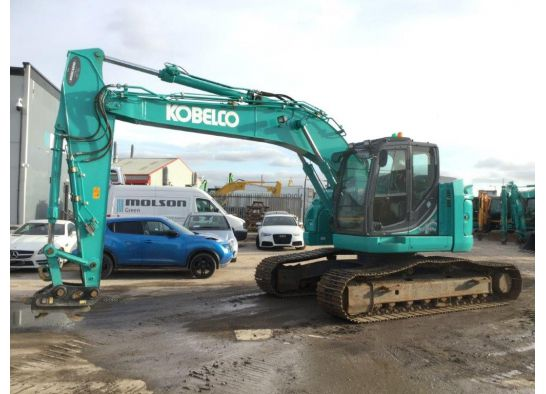 Kobelco SK230SRLC-5 Crawler excavators