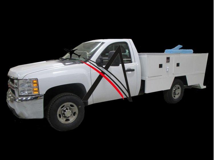Chevrolet Lavatory Truck