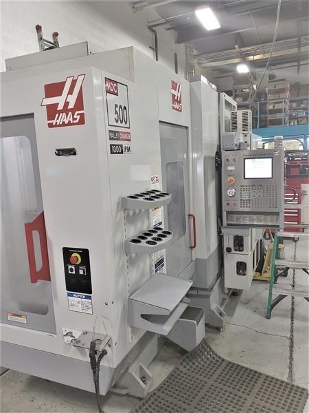 Haas MDC-500 Mill Drill Center Haas CNC Control 3 Axis
