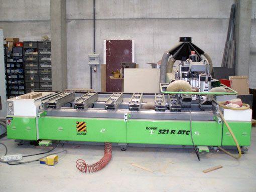 BIESSE Rover 321 R ATC CNC  Variable