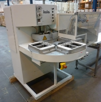Illig HSP 35B/2 , Thermoforming Machinery