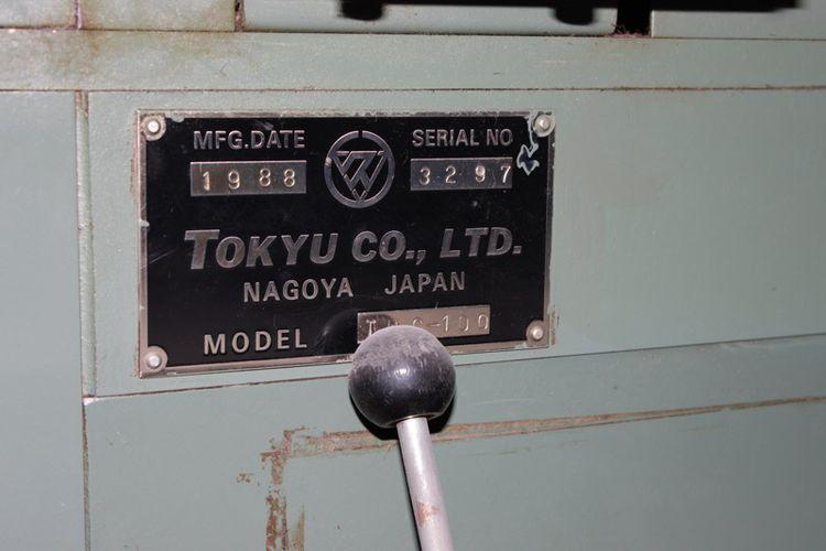 7 Toyota CM8, THC 100 Combers