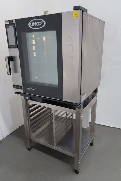Unox XEVC-0711-EPL 7 Tray Combi Oven