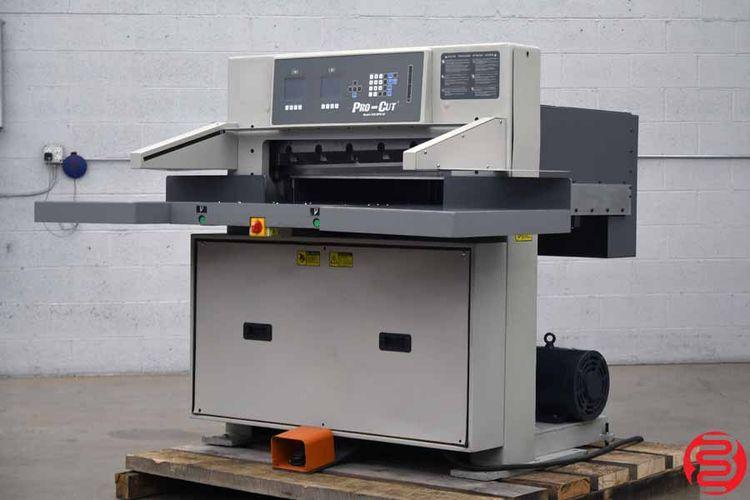 Pro-cut 320 MPS II, Hydraulic Paper Cutter