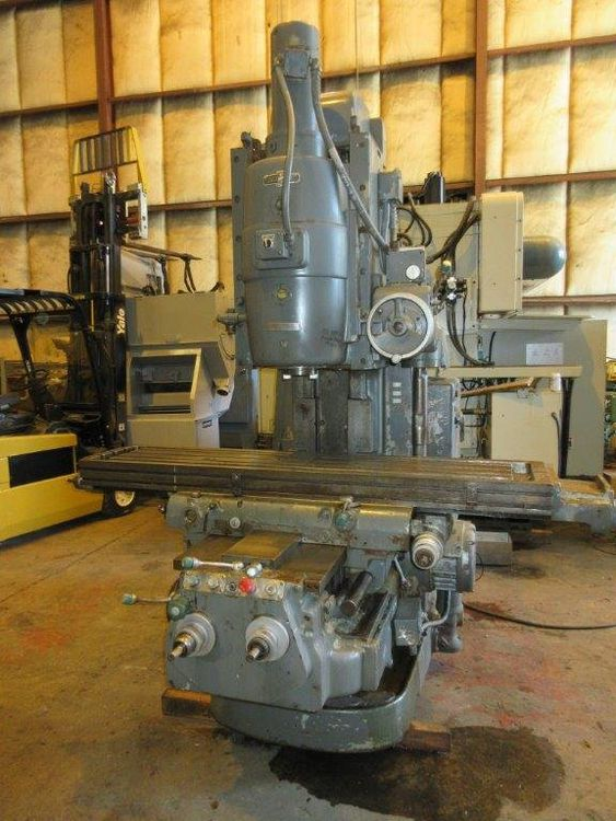 Cincinnati 315-15 VERTICAL MILL 1600 rpm