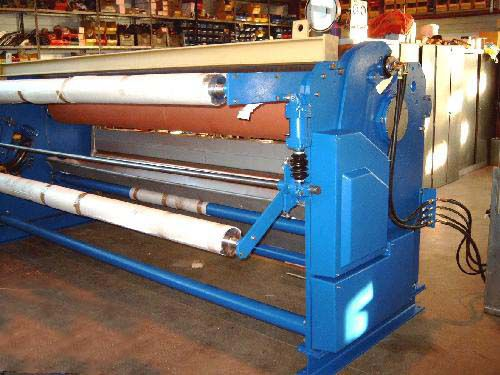 Krefeld, Kusters 222.53 / 2600 260 Cm Finishing Mangle
