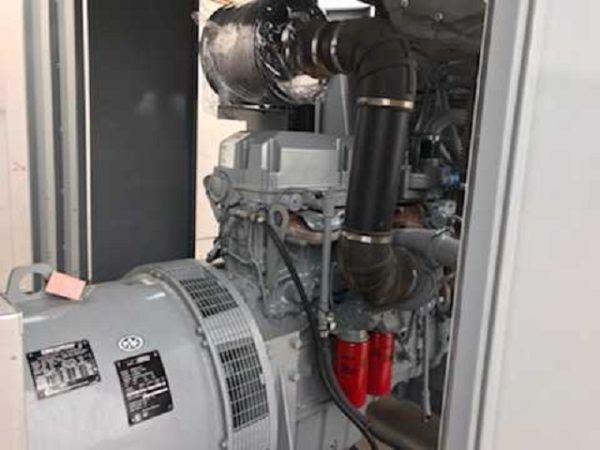 Detroit Diesel Series 60 14L Tier 3 Diesel Generator Set 450KW