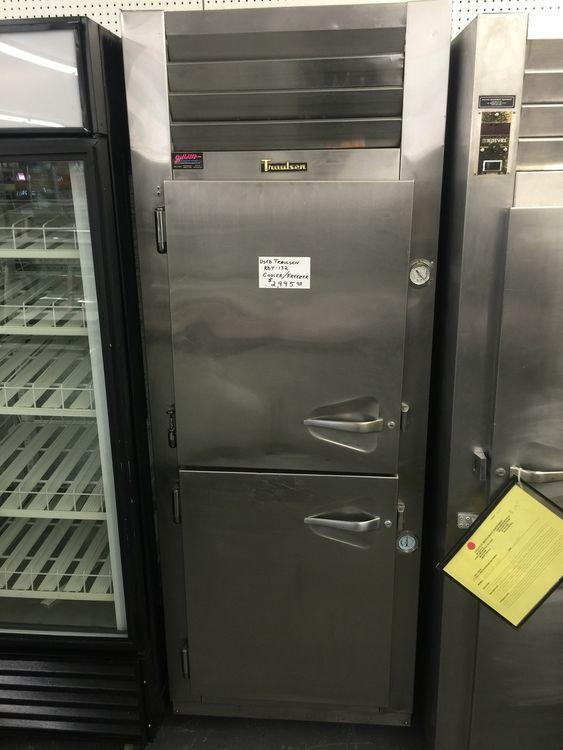 Traulsen Refrigerator/Freezer Dual Temp Cabinet