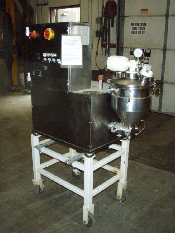 Fryma Koruma V60/10 Vacuum Homogenizing Mixer