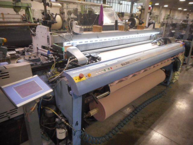 5 Sulzer G6500 220cm Staubli dobby 2670
