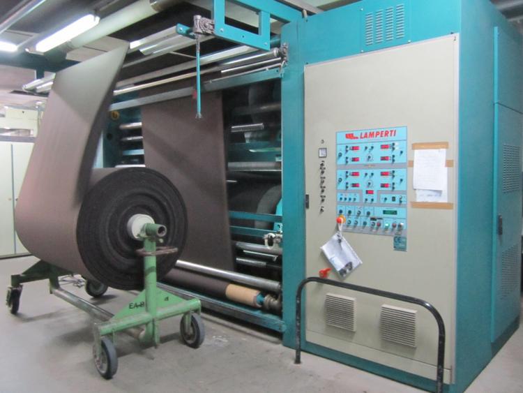 Lamperti 240 Cm Raising machine