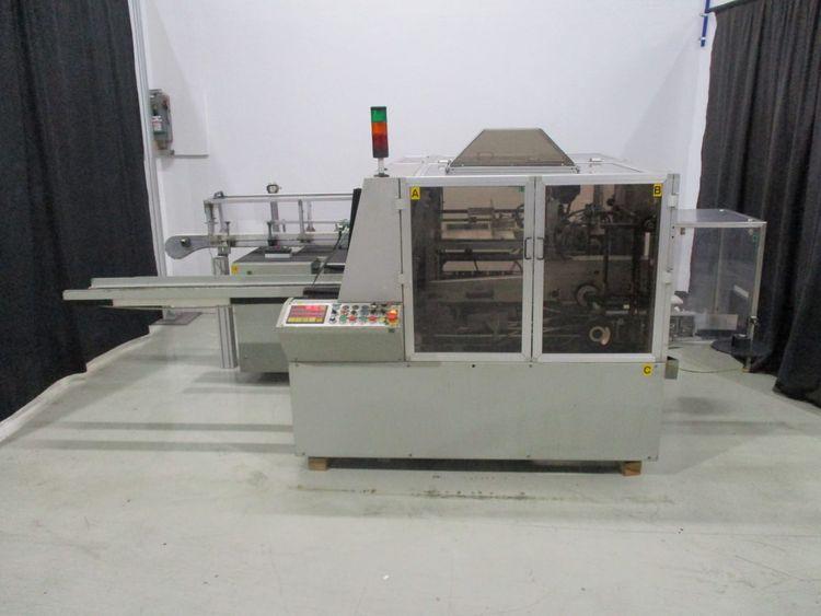 Mab B88 horizontal case packer tape closure