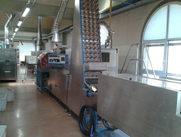 Steinhoff PRO 2 100 Baking unit for rolled sweet croissants