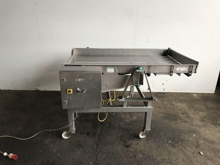 FMC Vibratory conveyor