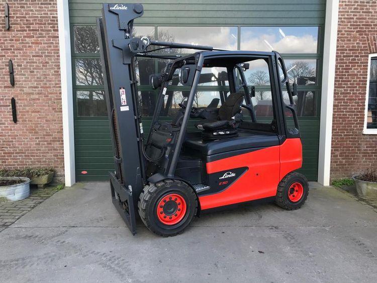 Linde E50 HL-01/600 388 5000 Kg