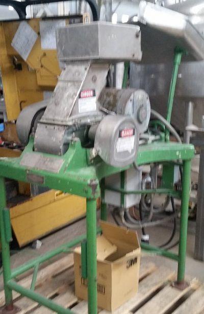 Fitzmill D6  Hammer Mill