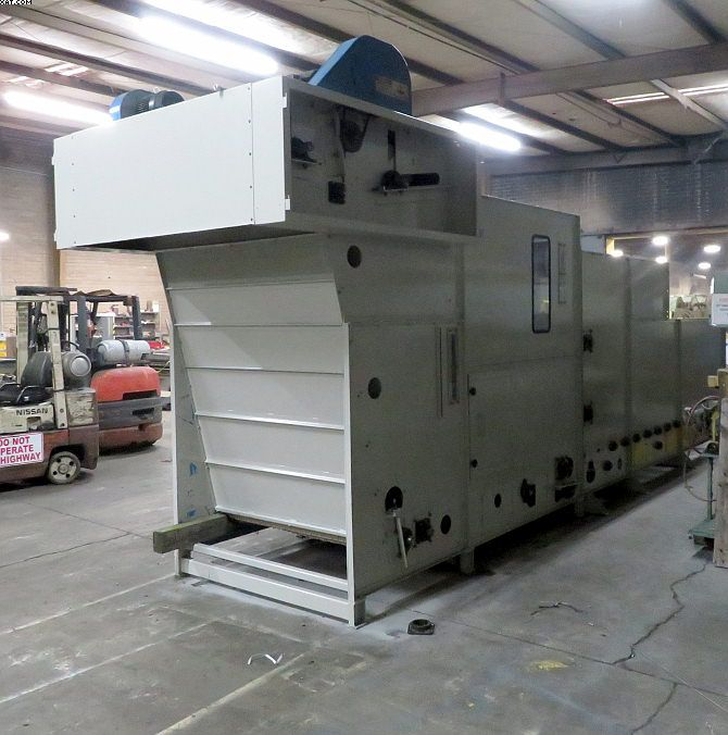 "2 Fiber Controls 60"" Bale Breaker Hoppers"