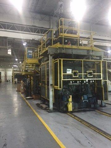Battenfeld Blow Molding Machine