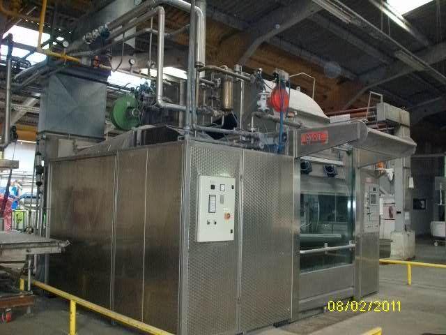 MAT Rotormat Scouring Machine
