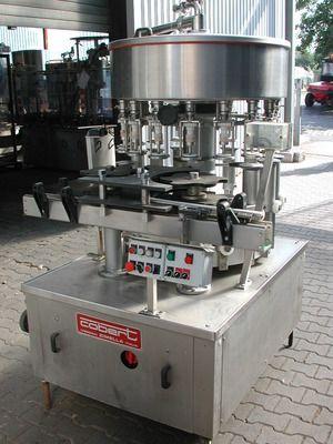 Bertolaso Olimpia 16 ,Vacuum filler 16 filling valves