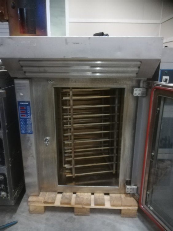 Metos trolley oven