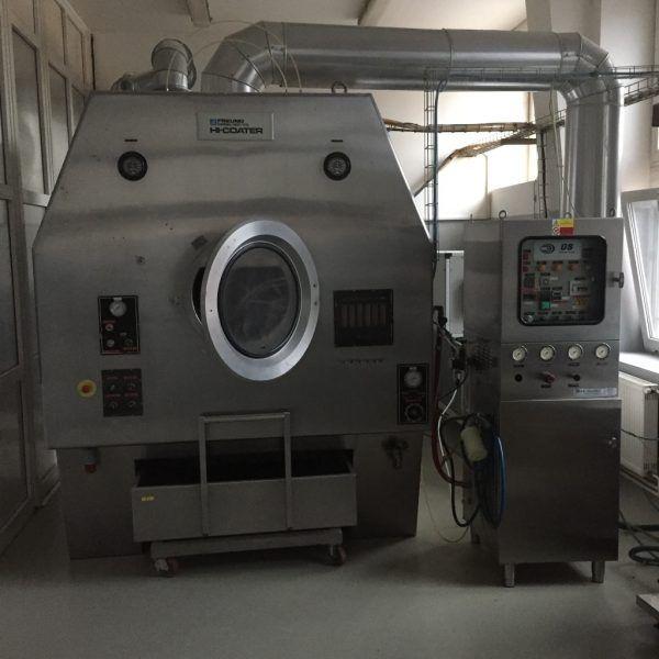 Freund HC-170  coating pan