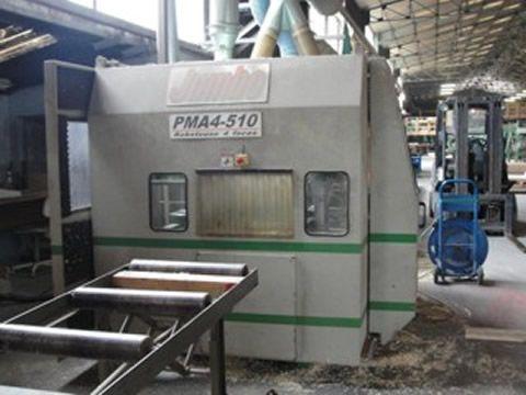 Pinheiro PMA4-510, PLANING MACHINE