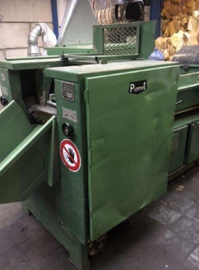 Pierret CT.50 guillotine cutter
