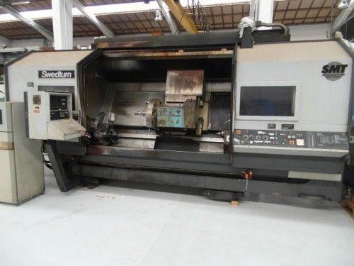 SMT CNC 300 1500 rpm Swedturn18 2 Axis