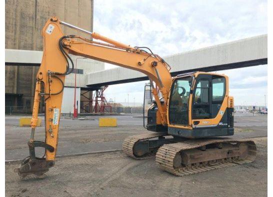 Hyundai R145LCR-9A Crawler excavators