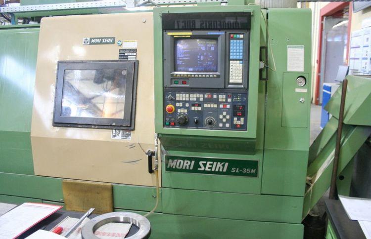 Mori Seiki ControlFanuc Moric T5F 2500min/-1 SL 35 M / 750 3 Axis