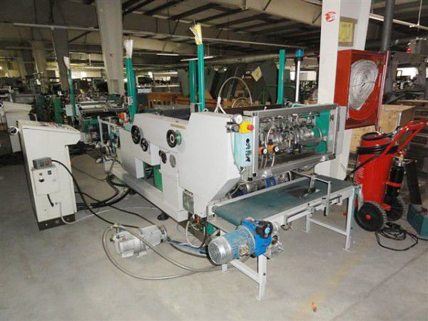 Others AI 700, Automatic casemaker